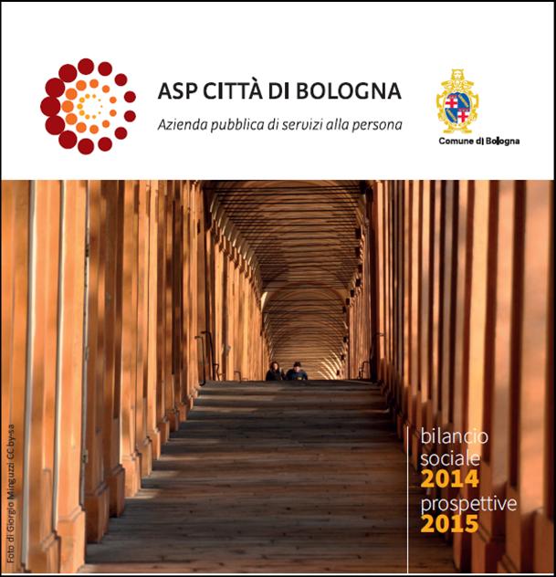 Apri la pagina relativa la bilancio sociale di ASP Città di Bologna